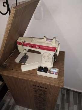 Máquina de coser,marca singerDinastia