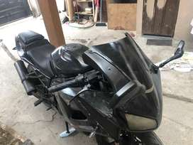 Vendo moto tundra tsunami tipo ninja