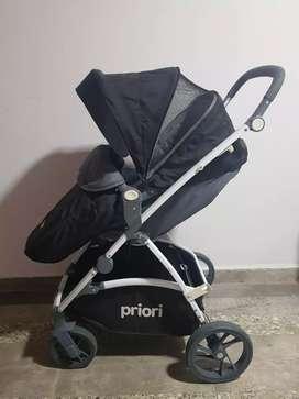 Coche bebé priori