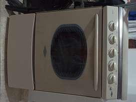 Vendo estufa HACEB usada en excelente estado