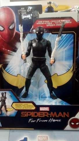 Spiderman Lejos De Casa 6 Pulgadas Figuras Originales Marvel