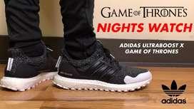 Tenis Adidas Running Ultraboost  edición Game of Thrones nuevos