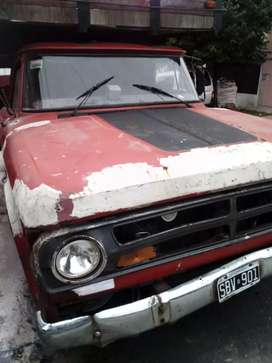 Dodge 100 titular 120 mil