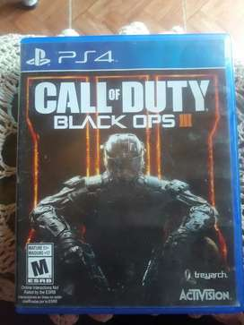 CALL OF DUTY black ops 3 USADO PS4