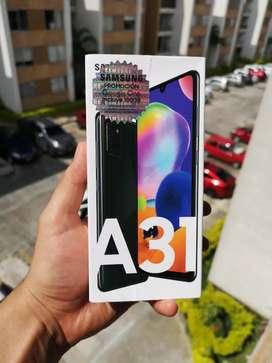 Oferta totalmente nuevo Samsung a31 de 128gb dual sim en caja con factura y garantía