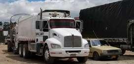 Camión compactador kenworth doble troque