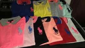 Camisetas Dama