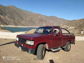 VENDO CHEVROLET D-20 CUSTOM MOD 93