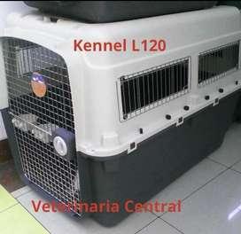 Kennel L120 jaula transportador perro gigante