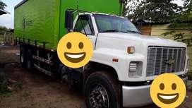 Vendo camión doble troqué