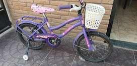 Vendo bicicleta rod 16