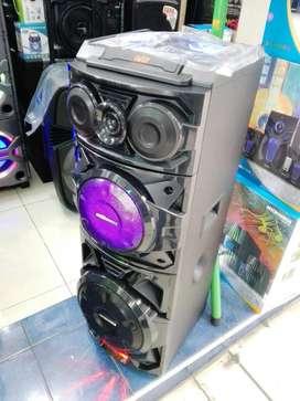 Torre de Sonido Micronics Woofer Karaoke