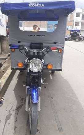 Vendo motokar año modelo 2020 Honda GL 150