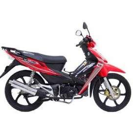Moto caballito shineray 125cc 2020