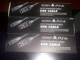 Cable de carga control play 4