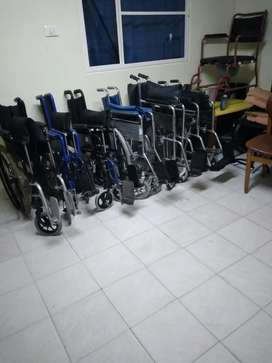 Vendo silla d rueda