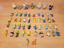 Muñecos Jack Simpson Varias Colecciones