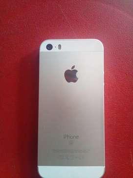 Iphone se 32 gb buen estado bateria perffcto estado