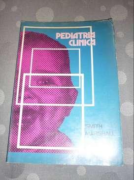 PEDIATRIA CLINICA . SMITH Y MARSHALL . LIBRO EDITORIAL INTERAMERICANA MEXICO 1974
