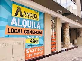 Alquilo Local Comercial planta baja