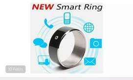 Anillo Inteligente NFC maneja tu celular con él anillo