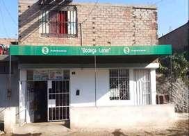 casa de negocio - REMATO POR MOTIVO DE VIAJE