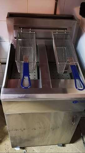 Freidora industrial ITRACER