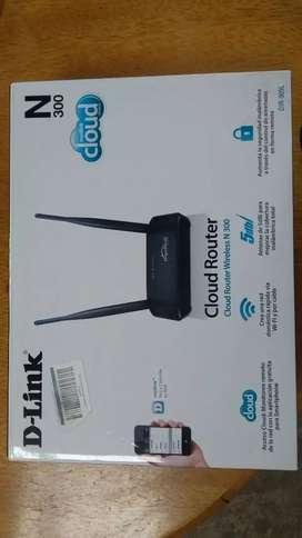 Router D-LINK N300