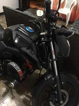 Vendo moto nueva