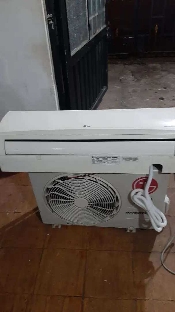 Aire acondicionado minisplit