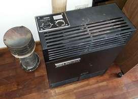 Estufa calefactor tiro balanceado Orbis Calorama