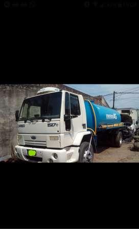 Vendo camion ford cargo 1517 C