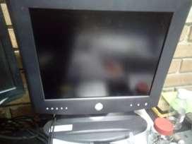 Monitor de 17 pulgadas dell