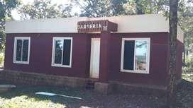Se vende chacra con pre-moldeado en las 2000 htas, Puerto Iguazú