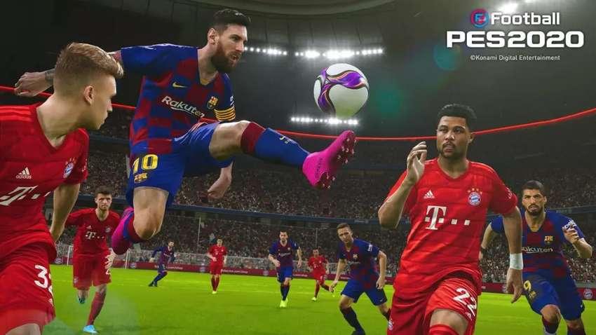 PES 2020 PS4 Full Estado 0