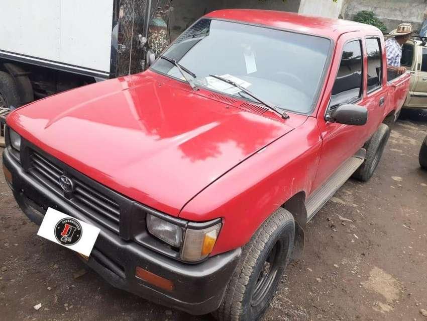 Barata Toyota Hilux 4x4 Mod 95 Full Aire 0