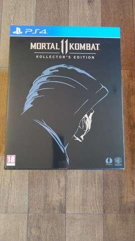 Mortal Kombat 11 Kollectors Edition Ps4