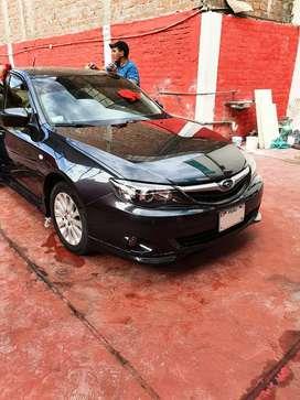 Subaru Impreza Look WRX