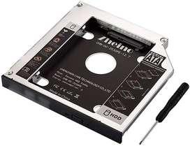 ADAPTADOR DISCO DURO BANDEJA CD-ROM 12.7mm