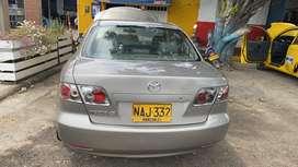 Vendo Mazda 6 colombiano