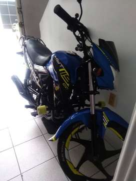 Se vende moto suzuki precio negociable