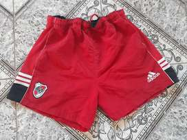 Pantalon corto short Adidas river 1997