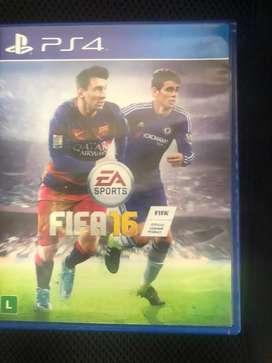 PS4 Fifa 16 sport