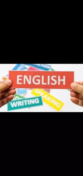 Clases de apoyo de idioma INGLES