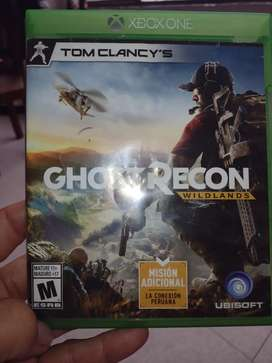 Ghost recon wildlans