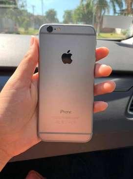 Iphone 6 usado en muy buen estado!!