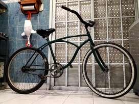 bicicleta playera rodado 26 lista pra andar