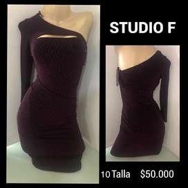 Vestidos studio f y ela nuevos negociables