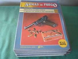 Antigua Coleccion De Revistas Armas De Fuego