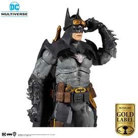 Figura De Acción Batman Gold Label